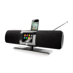 Dual Radio Station IR 10 Digitalradio mit Docking