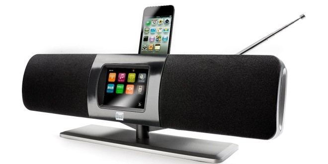 dual radio station ir 10 im test dab mit iphone docking. Black Bedroom Furniture Sets. Home Design Ideas