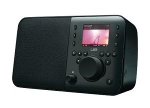 Logitech UE Smart-Radio (WLAN Radio) inkl. Akku schwarz