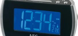 AEG MRC 4119 Projektions-Uhrenradio im Test
