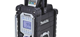 Makita BMR 103B Akku-Radio mit Ipod Docking