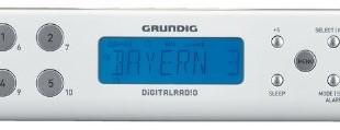 Grundig Sonoclock 691 Uhrenradio (DAB+)